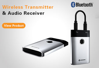 Wireless Transmitter and Audio Receiver