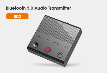 Bluetooth 5.0 Audio Transmitter