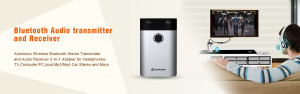 bluetooth transmitter and receiver