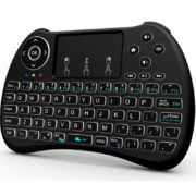 wirelss keyboard with touchpad