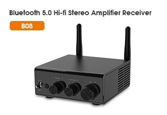 Bluetooth Hi-Fi Amplifier Receiver